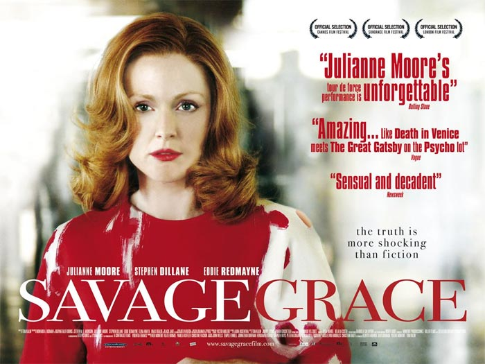 savage grace 2007 film review music art film review