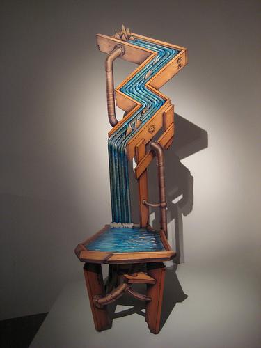 john cederquist conservation chair music art film