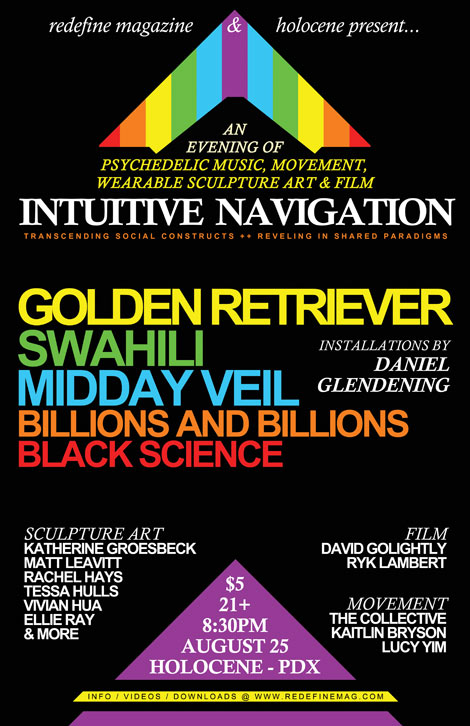 intuitive navigation redefine event