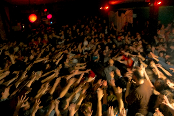 dan deacon purple green live show review music art film review