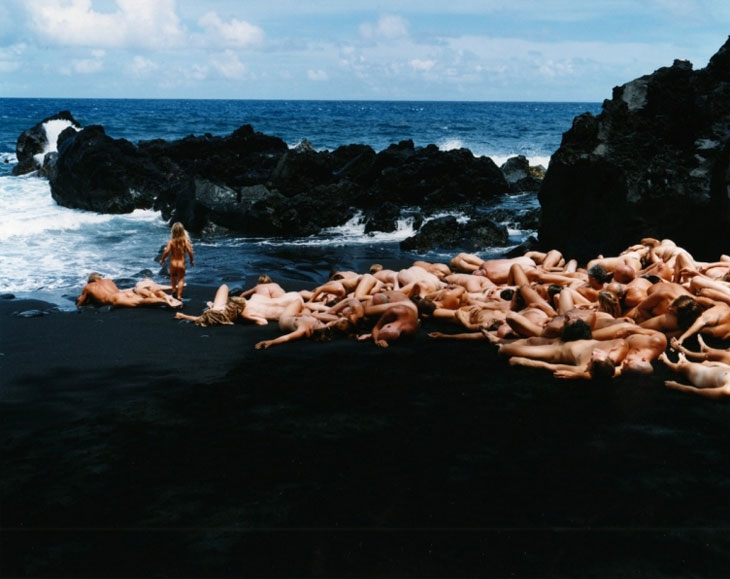 spencer tunick 2017