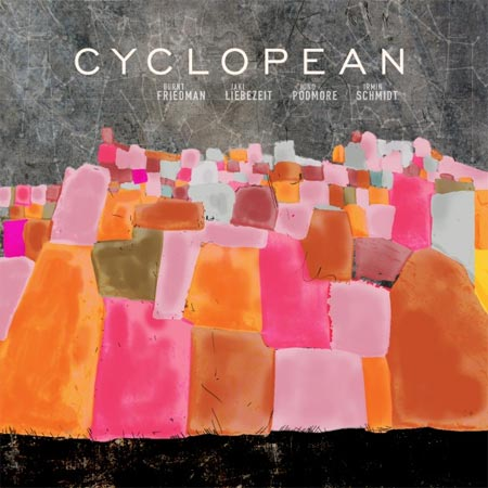 Cyclopean - Cyclopean EP Album Review (Mute Record / Spoon Records)