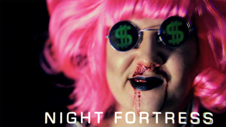 Xander Harris - Night Fortress Music Video (Directed by Melissa Cha)