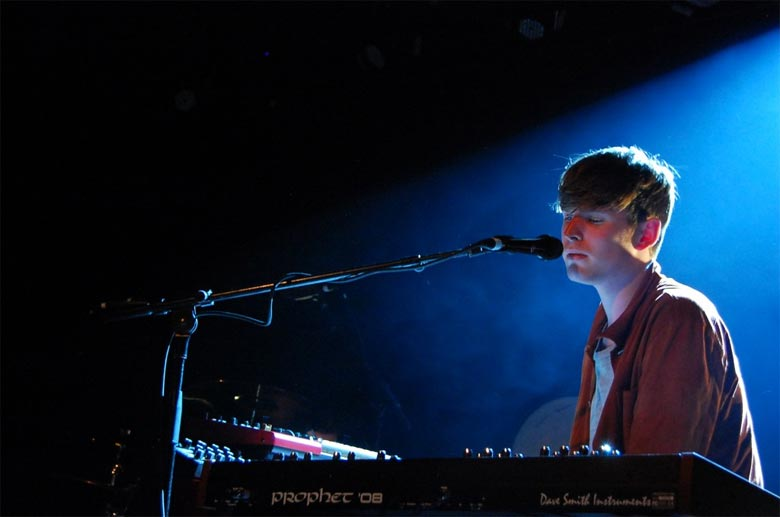 James Blake, FaltyDL Live Show Review