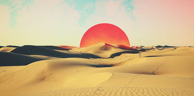 Tycho - Ascension Music Video - Directed by Charles Bergquist