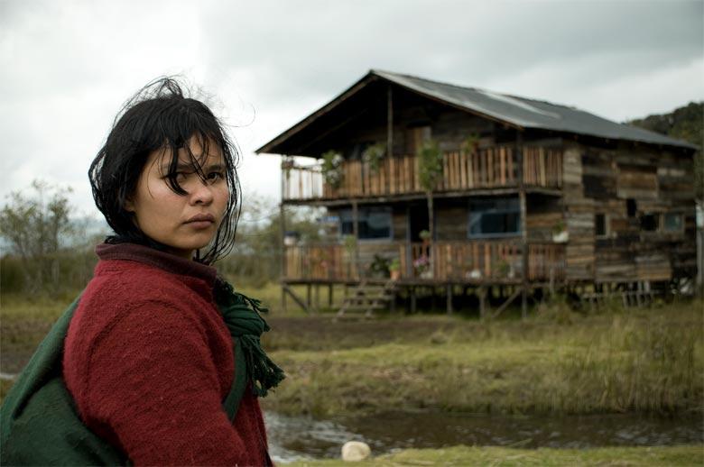 The Towrope - La Sirga - Directed by William Vega