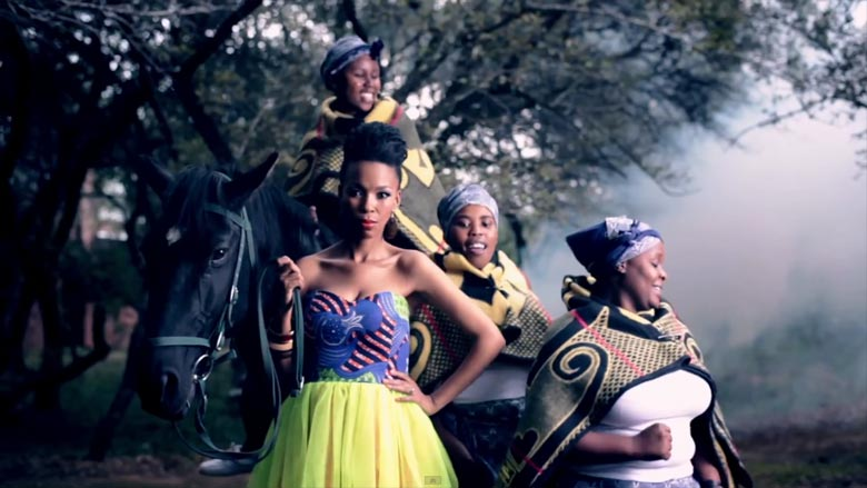 South African Music Videos - Mafikizolo ft. Uhuru