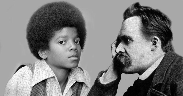 The Child In The Mirror: A Nietzschean Reading of the Myth of Michael Jackson