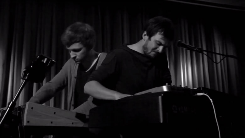 Olafur Arnalds & Nils Frahm Collaborative Joint Interview