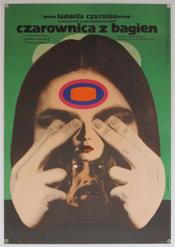 Top Vintage Polish Posters - Eye Sea Posters + Affiche Studios Interview