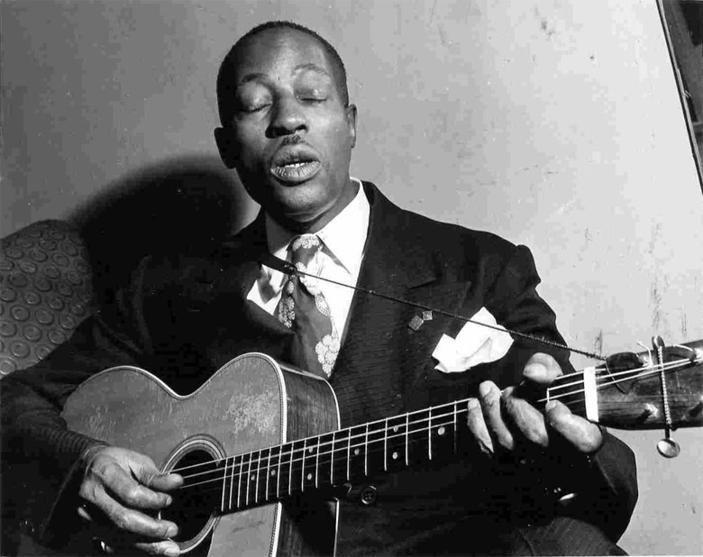 "Big Bill Broonzy, Mississippi John Hurt, John Fahey, Cladys ""Jabbo"" Smith, Lester Young"