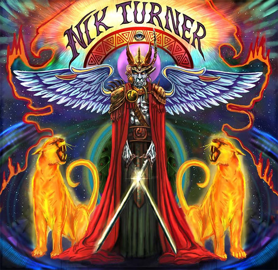 Nik Turner - Space Gypsy Album Review