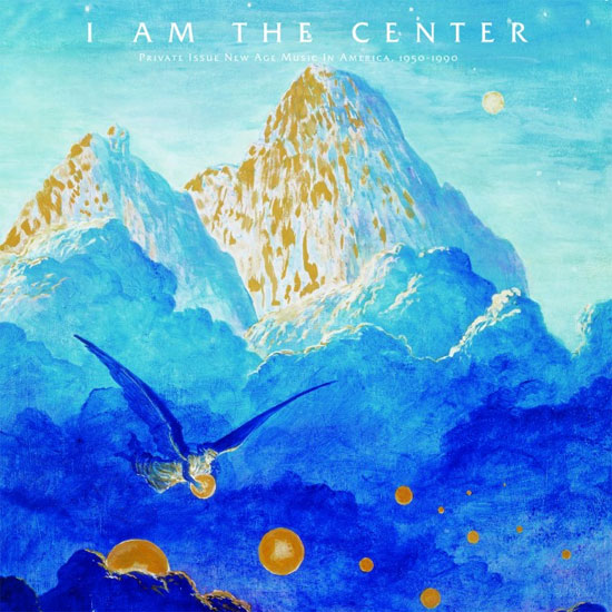 I Am The Center Private Issue New Age Music In America Album Review