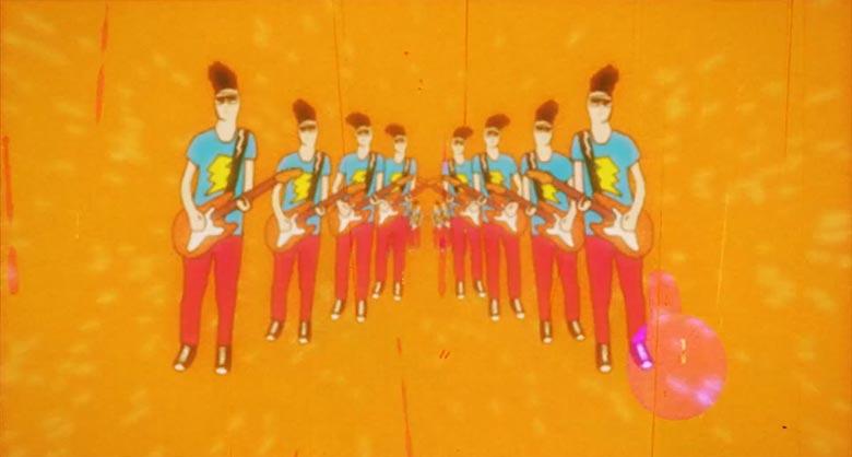 Plastic - I Want U Music Video