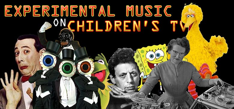 Experimental Music on Children's TV Blog (EMoCTV)
