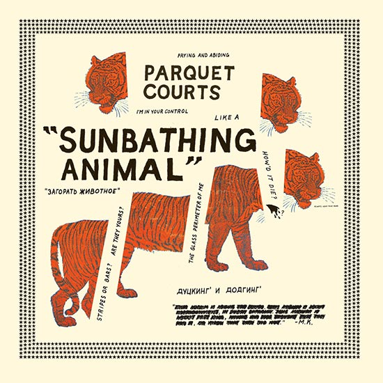 Parquet-Courts_Sunbathing-Animal