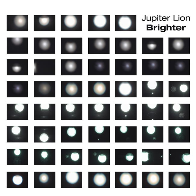 Jupiter Lion - Brighter Album Review