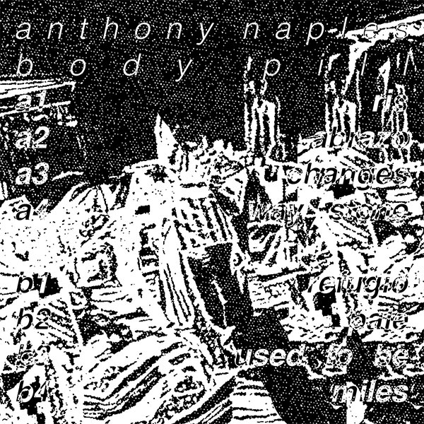Anthony Naples - Body Pill Album Review
