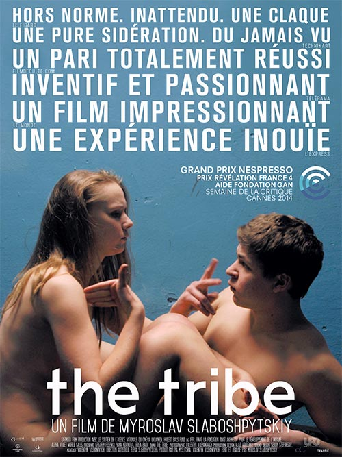 The Tribe Plemya Film Review