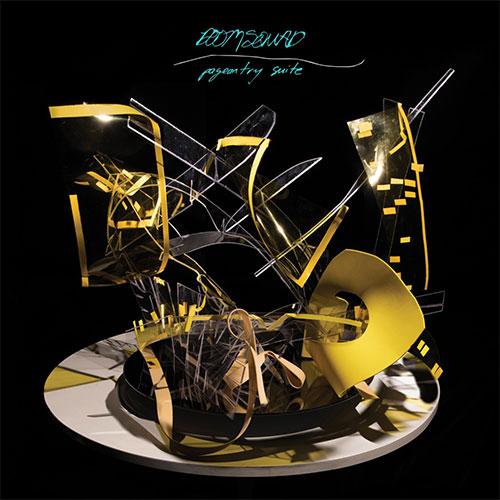 DOOMSQUAD - Pageantry Suite Album Artwork