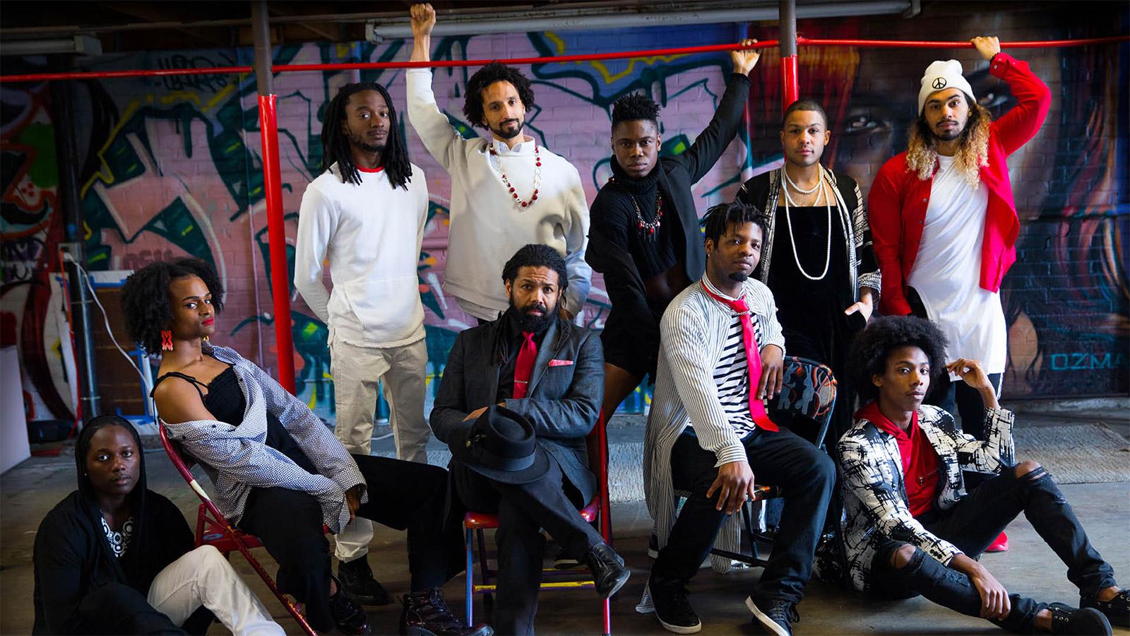 Black Bois Performance Dance Review Seattle