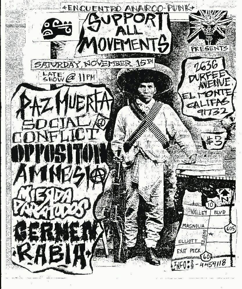 Encuentro Anarco-Punk