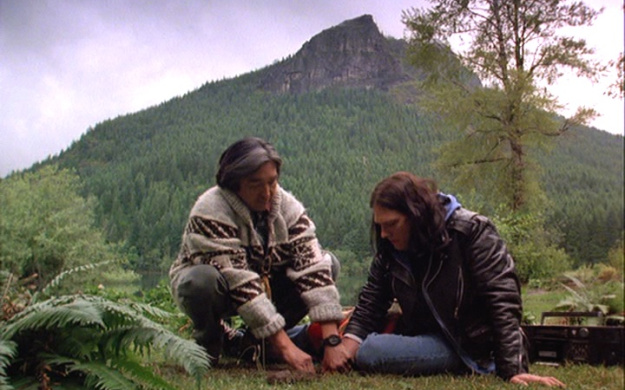 Ed and Leonard shaman initiation