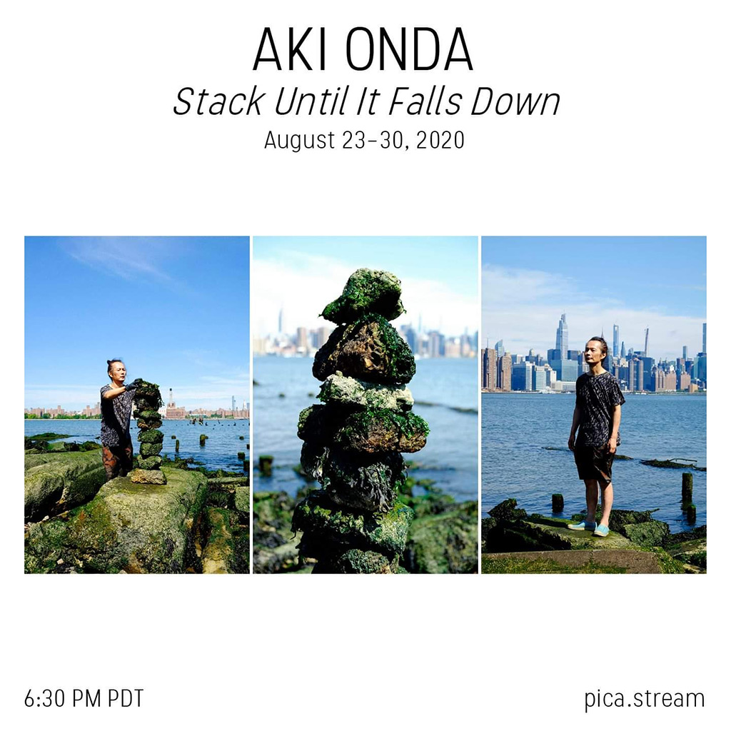 Aki Onda - Stack Until it Falls Down