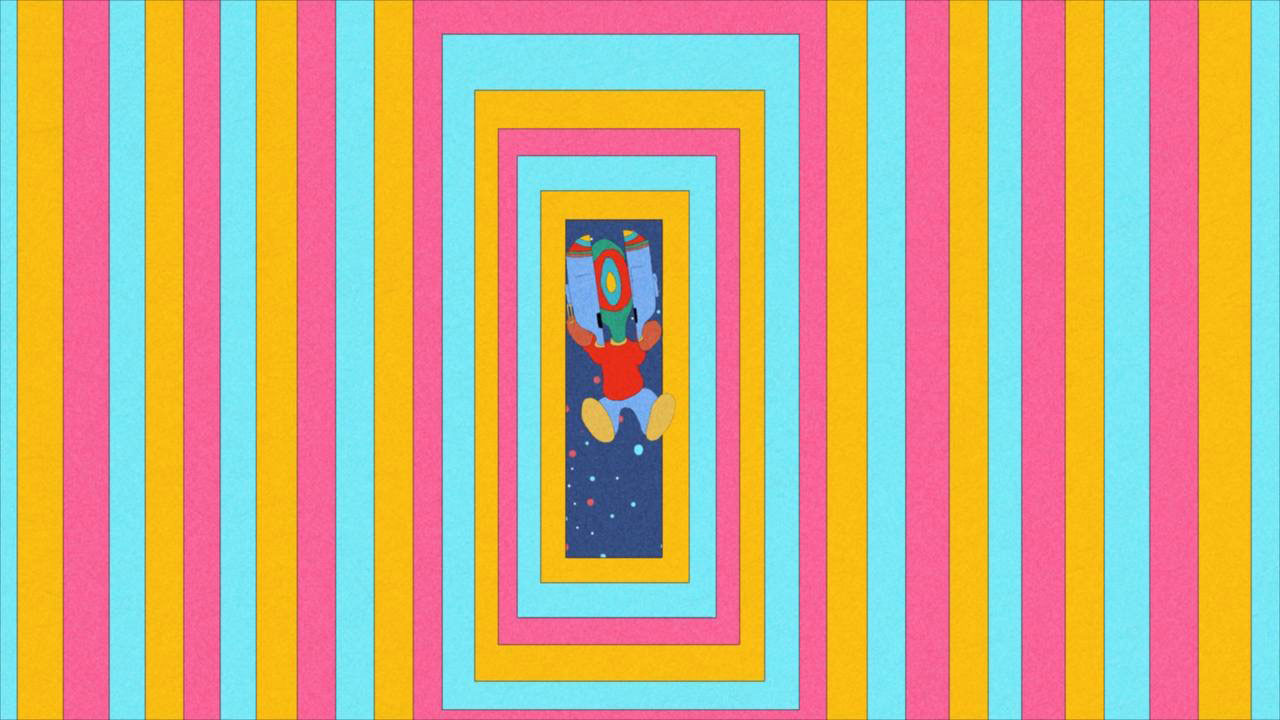 Claude Glass - Accidental-Spirals Music Video