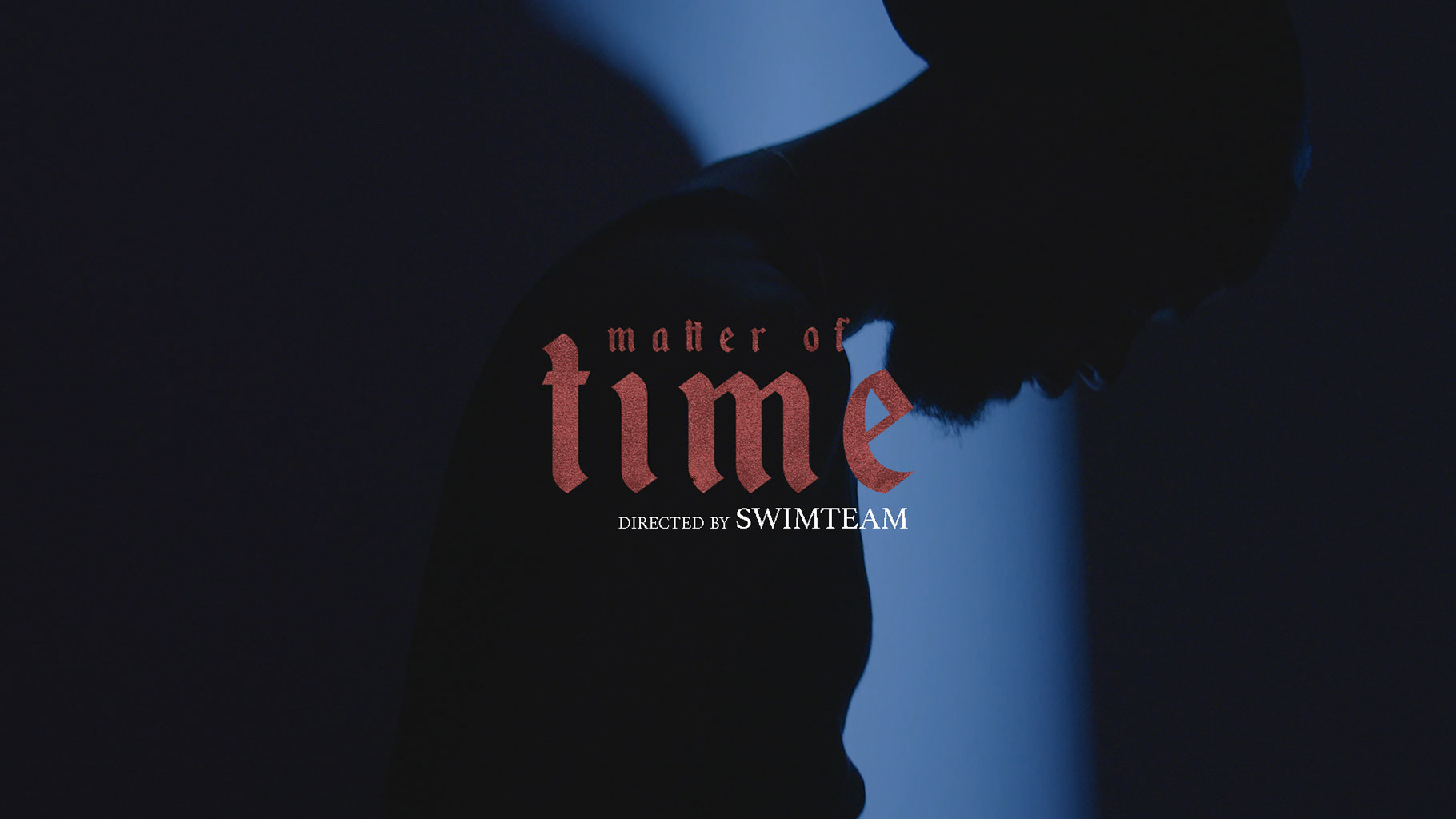 Matter of Time by swimteam and Campana